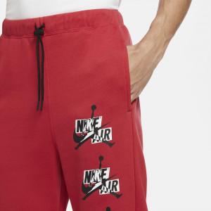 Trenirka Air Jordan Jumpman Classics Fleece ''Gym Red''