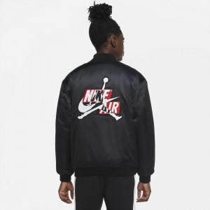Jakna Air Jordan Jumpman Classics Jacket ''Black/Gym Red''