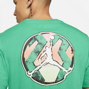 Kratka majica Air Jordan Sport DNA ''Stadium Green''
