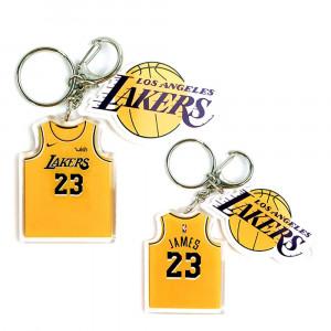 Obesek NBA Los Angeles Lakers Lebron James ''Yellow''
