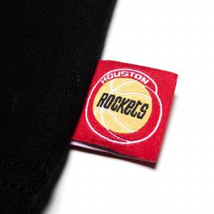 Kratka majica M&N NBA Houston Rockets Flames ''Black/Orange''