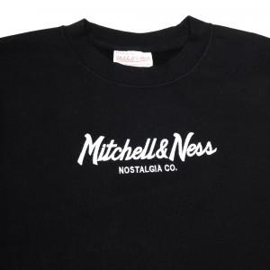 Pulover Mitchell & Ness Pinscript Logo ''Black''
