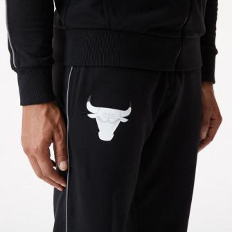 Trenirka New Era NBA Chicago Bulls Fade Logo ''Black''