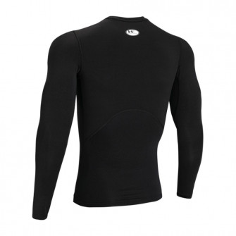 Kompresijska majica UA HeatGear Longsleeve ''Black''