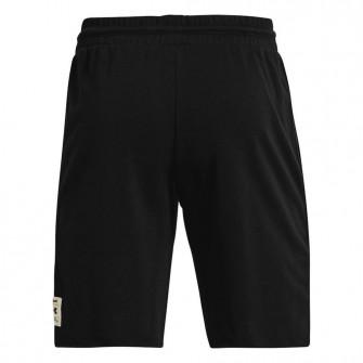 Kratke hlače UA Project Rock Terry Brahma ''Black''