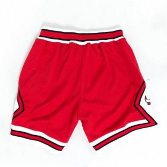 Kratke hlače M&N NBA Chicago Bulls 1997-98 Authentic ''Red''