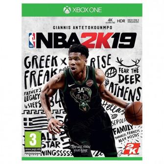 Igra Xone NBA 2K19
