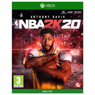 Igra Xone NBA 2K20