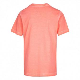 Otroška kratka majica Air Jordan Court Vision SS ''Red''