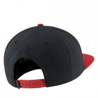 Kapa Air Jordan Pro Jumpman Snapback ''Black/Gym Red''