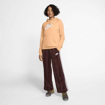 Ženski pulover Nike Sportswear Essential Fleece ''Orange Chalk''