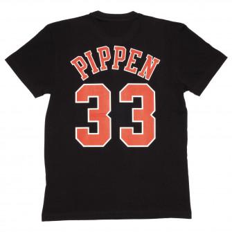 Kratka majica M&N NBA Chicago Bulls Scottie Pippen HWC Edition ''Black''