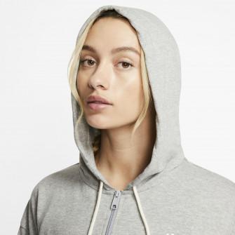 Ženski pulover Nike Sportswear Gym Vintage Full-Zip ''Grey''