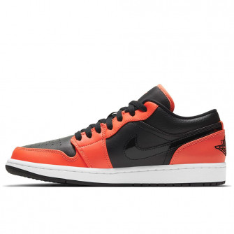 Air Jordan 1 Low SE ''Black Turf Orange''