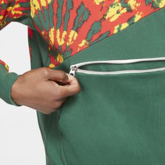 Pulover Nike Throwback ''Tie-Dye''