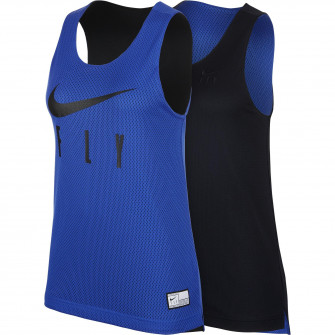 Dres Nike Swoosh Fly Reversible ''Hyper Royal/Black''