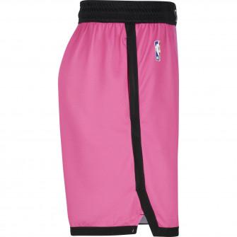 Kratke hlače Nike NBA Miami Heat City Edition 2020 Swingman ''Laser Fuchsia/Blue Gale''