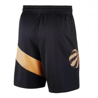Kratke hlače Nike NBA Toronto Raptors City Edition Swingman ''Black/Gold''