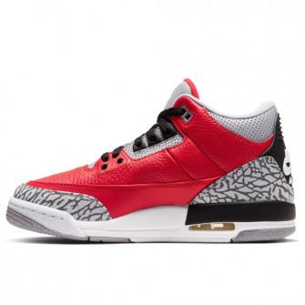 Otroška obutev Air Jordan Retro 3 SE ''Red Cement'' (GS)