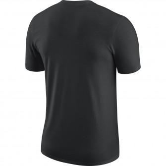 Kratka majica Nike Dri-FIT NBA City Edition Logo Los Angeles Lakers ''Black''