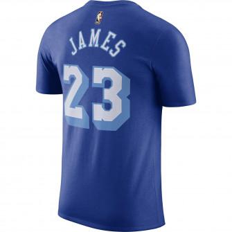 Kratka majica Nike NBA LeBron James Los Angeles Lakers Classic Edition ''Rush Blue''
