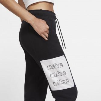 Ženska trenirka Nike Sportswear Archive Remix French Terry ''Black''