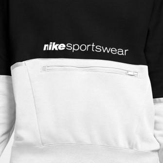 Ženski pulover Nike Sportswear Archive Remix ''Black/White''