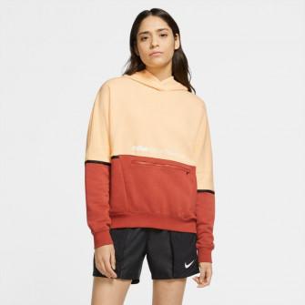 Ženski pulover Nike Sportswear Archive Remix ''Orange Chalk/Firewood Orange''