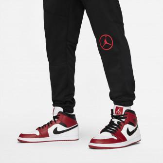 Trenirka Air Jordan Sport DNA Tricot ''Black/Chile Red''