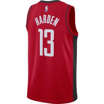 Dres Nike NBA Houston Rockets James Harden Icon Edition 2020 Swingman ''Red''
