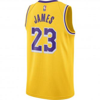Dres Nike NBA Lebron James Lakers Icon Edition 2020 Swingman ''Yellow''