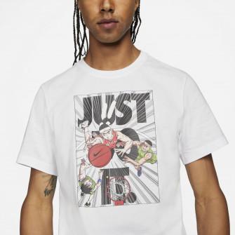 Kratka majica Nike Just Do It Basketball ''White''