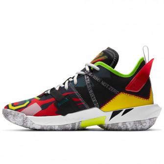 Air Jordan Why Not Zer0.4 ''Black/Red/Yellow''