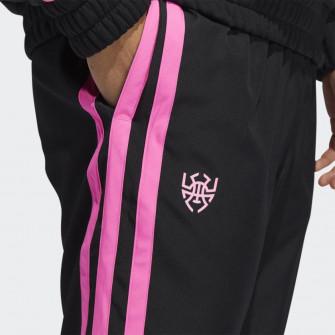 Trenirka adidas Donovan Mitchell ''Black/Pink''