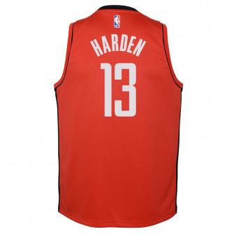 Otroški dres Nike Houston Rockets James Harden Swingman ''University Red''