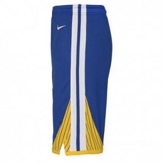 Otroške kratke hlače Nike NBA Golden State Warriors Icon Edition 2020 Swingman ''Blue''