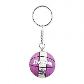 Obesek žoga NBA Sacramento Kings ''Purple/White''