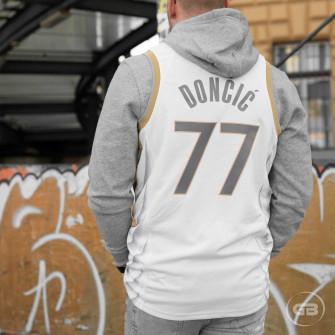 Dres Nike NBA City Edition Dallas Mavericks Luka Dončić ''White''