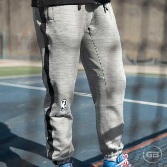 Trenirka Nike NBA Therma Flex Brooklyn Nets Showtime ''DK Grey Heather''
