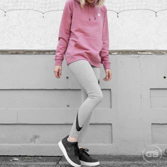 Pajkice Nike Sportswear Leg-A-See Swoosh ''DK Grey Heather''