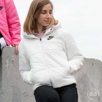 Ženska jakna Nike Sportswear Synthetic-Fill ''Sail White''
