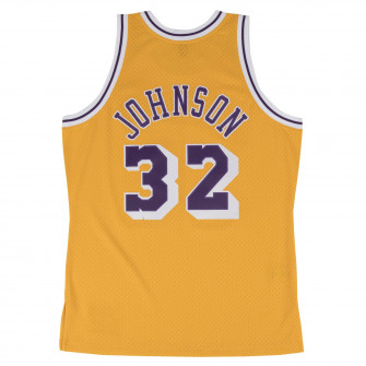 Dres M&N NBA Los Angeles Lakers 1996-97 Swingman ''Magic Johnson''