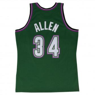Dres M&N NBA Milwaukee Bucks 1996-97 Swingman Jersey ''Ray Allen''