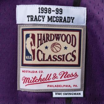 Dres M&N NBA Toronto Raptors Road 1998-99 Swingman ''Tracy Mcgrady''
