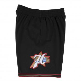 Kratke hlače M&N NBA Philadelphia 76ers 2000-01 Swingman ''Black''