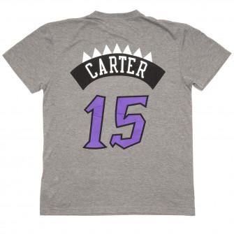 Kratka majica M&N NBA Toronto Raptors Vince Carter HWC Edition ''Grey''