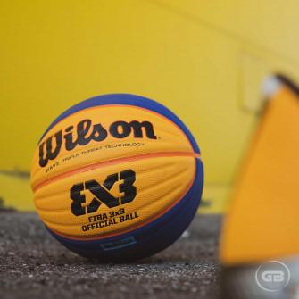 Žoga Wilson ''3x3''