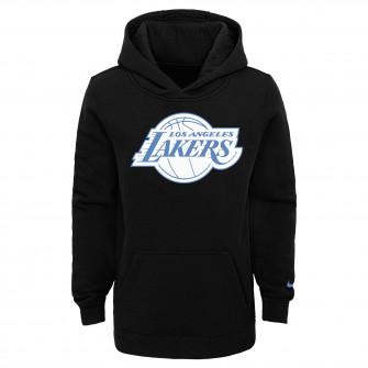 Otroški pulover Nike NBA Los Angeles Lakers City Edition ''Black/Blue''