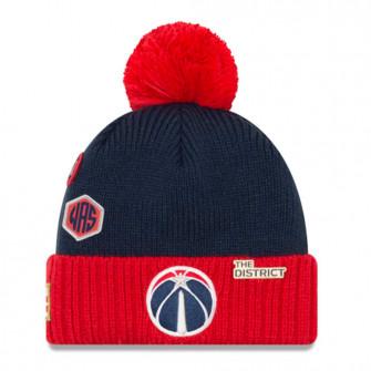 Zimska kapa New Era NBA Washington Wizards Draft Knit