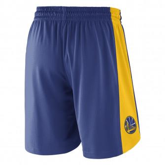 Otroške kratke hlače Nike NBA Golden State Warriors Pro Practice